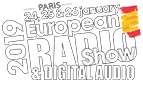Salon de la Radio et Audio Digital 2019